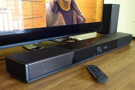 Creative SXFI Carrier, análisis: la espectacularidad con la que virtualiza Dolby Atmos deja a esta barra de sonido como una de las mejores del mercado
