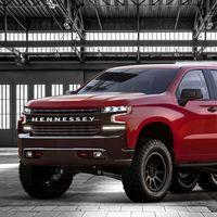 ¿Una Chevrolet Silverado de tres ejes? Hennessey lo hace posible con el Goliath 6x6