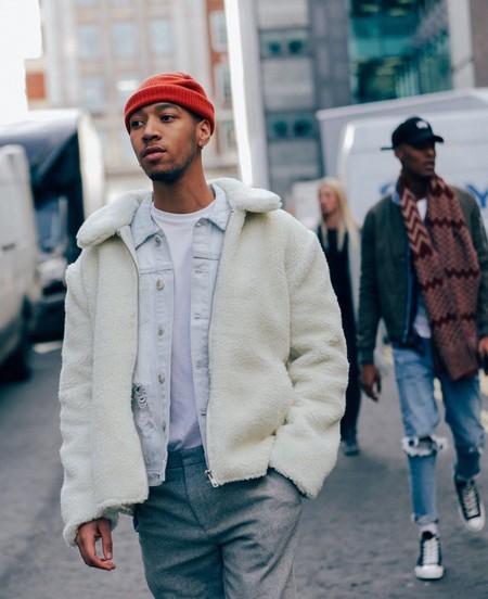 El Mejor Street Style De La Semana London Fashion Week Mens Trendencias Hombre 11