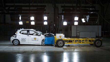 Toyota Yaris Obtiene 5 Estrellas En Las Nuevas Pruebas De Euro Ncap 2