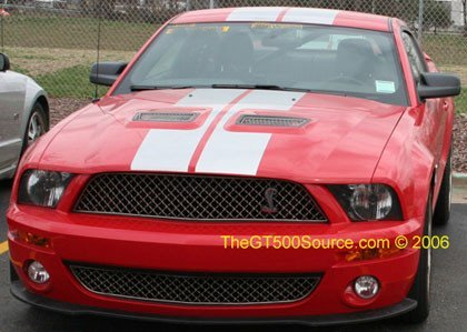 Shelby Mustang GT500KR Prototype