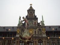 Semana Santa 2007: Amberes, un diamante de ciudad