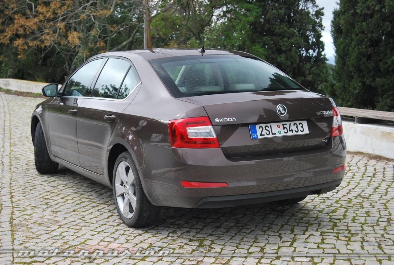 Foto de Škoda Octavia 2013 (presentación) (21/58)