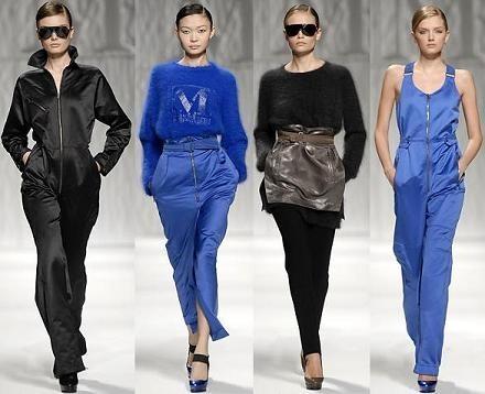 MaxMara en la Semana de la Moda de Milán Otoño/Invierno 2007/08