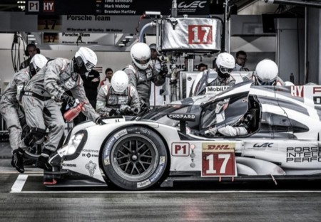 Porsche 919 Hybrid Fuji 2015 Wec