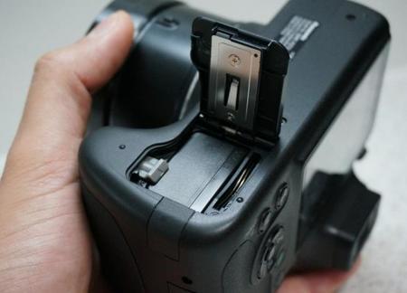 Panasonic Lumix FZ72 batería