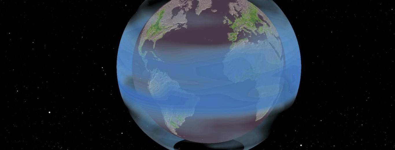 Hay quien quiere bloquear la luz solar para evitar el calentamiento global.  Spoiler: no es buena idea
