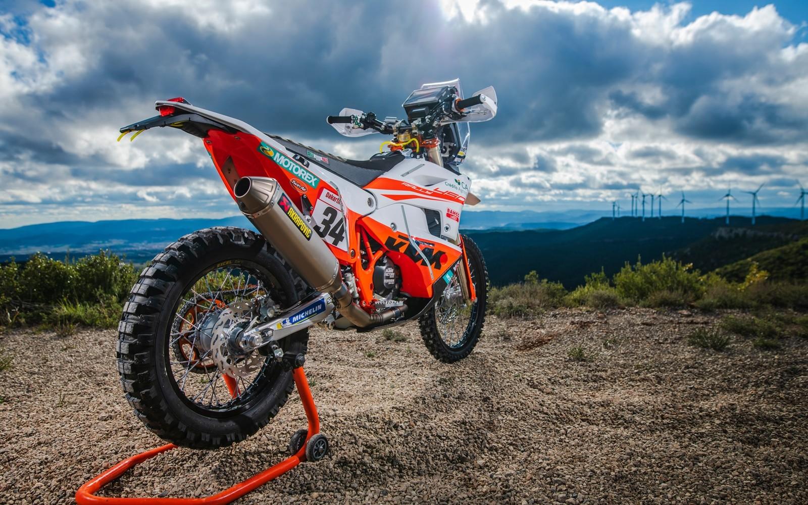 Foto de KTM 450 Rally Dakar 2019 (76/116)