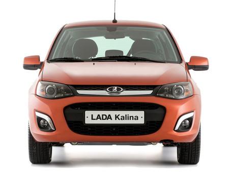 Los primeros Datsun estarán basados en el Lada Kalina