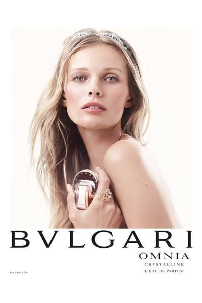"""La nueva campaña de Bvlgari """"Omnia Crystalline"""" reúne tres joyitas en un solo visual"""