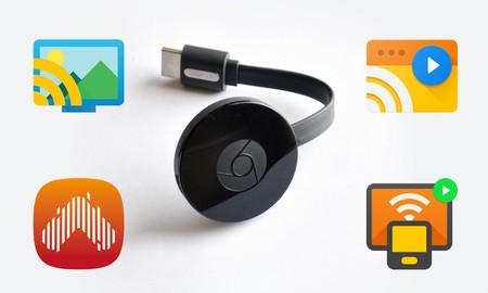 Siete aplicaciones para enviar contenido local al Chromecast desde un móvil Android