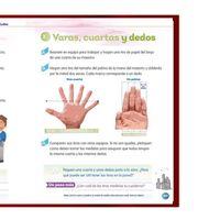 Una mano con seis dedos aparece en un libro de texto gratuito 2018 de la SEP, y el problema es que así se entregará en todo México