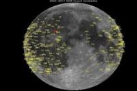 [Vídeo] La mayor explosión lunar que hayas visto nunca