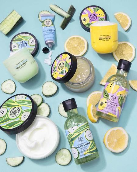 Lo nuevo de The Body Shop huele a pepino y limón y es tan refrescante como irresistible