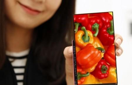 LG hace casi lo imposible: marco de 0.7 mm en un teléfono