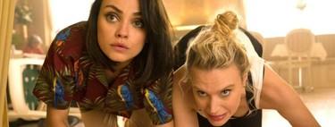 'El espía que me plantó' es una buena comedia frenética en la que falla la parodia