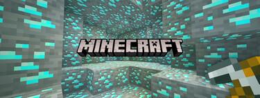 Así puedes sacar más diamantes de cada mena en Minecraft