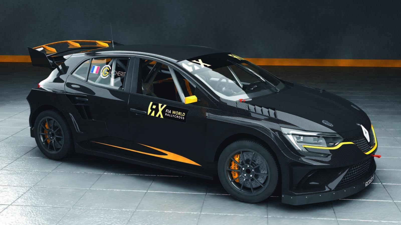 Foto de Renault Mégane RX Prodrive (3/7)