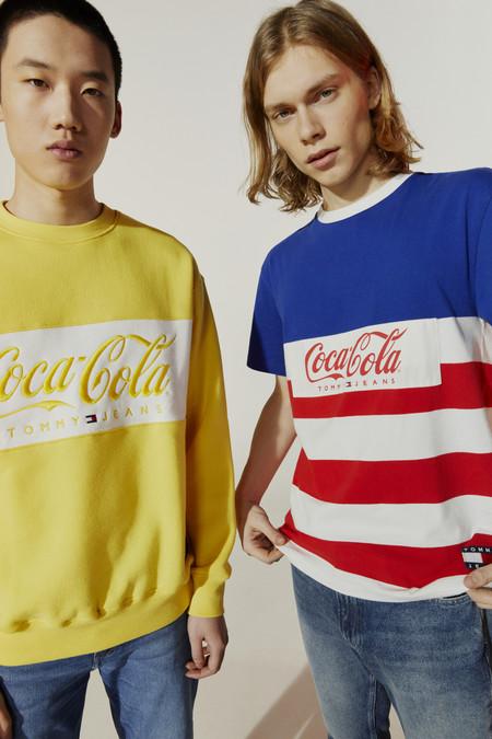 Tommy Hilfiger Y Coca Cola 2