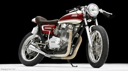 La Yamaha XS2 de Tevan Morgan