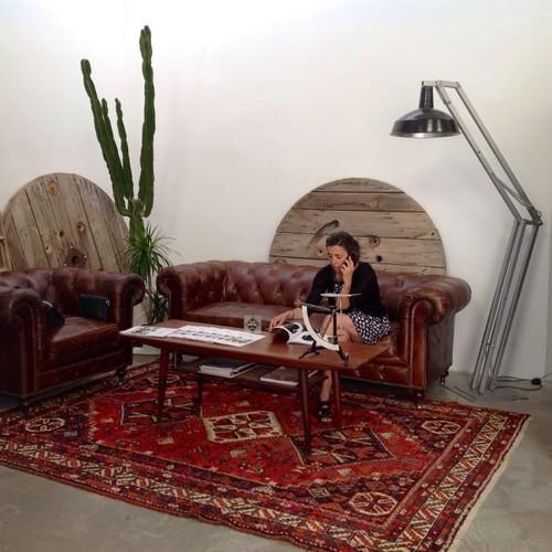 Un taller en Chamberí, el espacio perfecto para celebrar eventos
