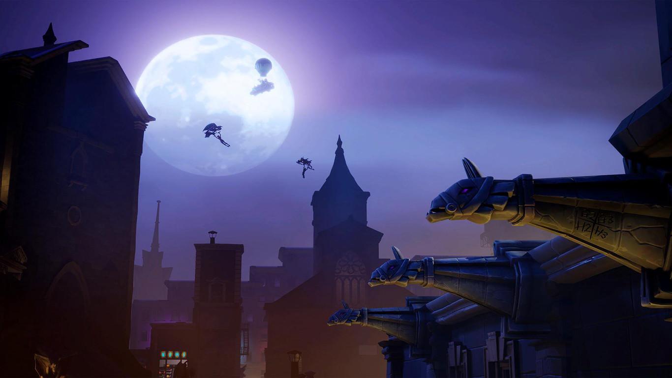 Batman se acerca sigilosamente a Fortnite: unos usuarios descubren archivos en el juego que apuntan al...
