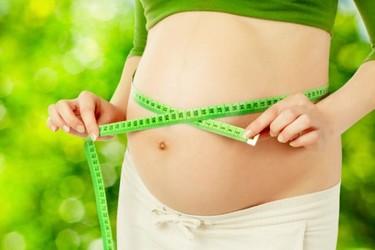 ¿Qué pasa si aumento poco de peso en el embarazo?