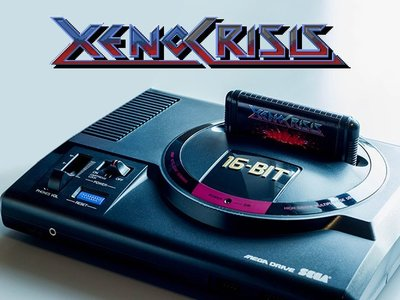 De Mega Drive hasta Nintendo Switch: Xeno Crisis sigue imparable en KickStarter y lo celebra con un tráiler