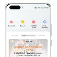 Huawei actualiza su aplicación de soporte para incluir puntos y ventajas para el usuario