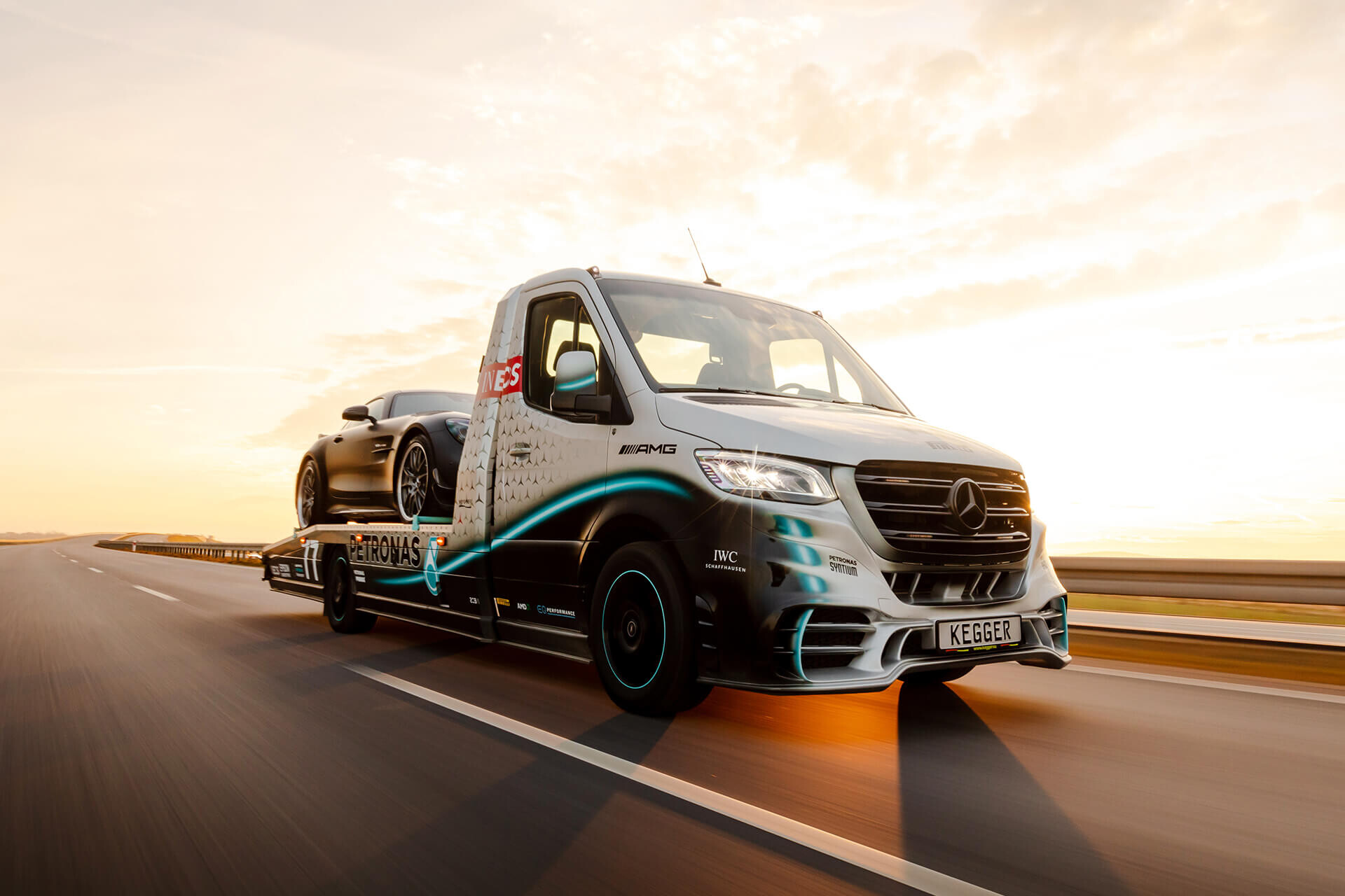 Foto de Mercedes Sprinter Petronas Edition (18/20)