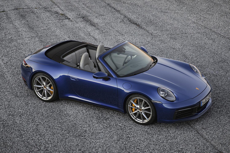 Foto de Porsche 911 (992) Cabriolet (6/10)