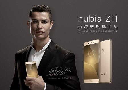 Zte Nubia Z11 4