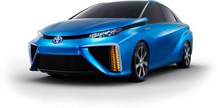 Toyota FVC, el vehículo de pila de combustible ya es una realidad