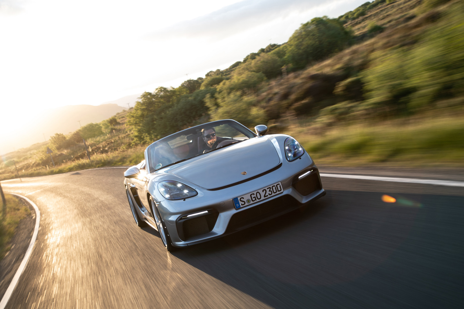 Foto de Porsche 718 Spyder (prueba contacto) (200/296)