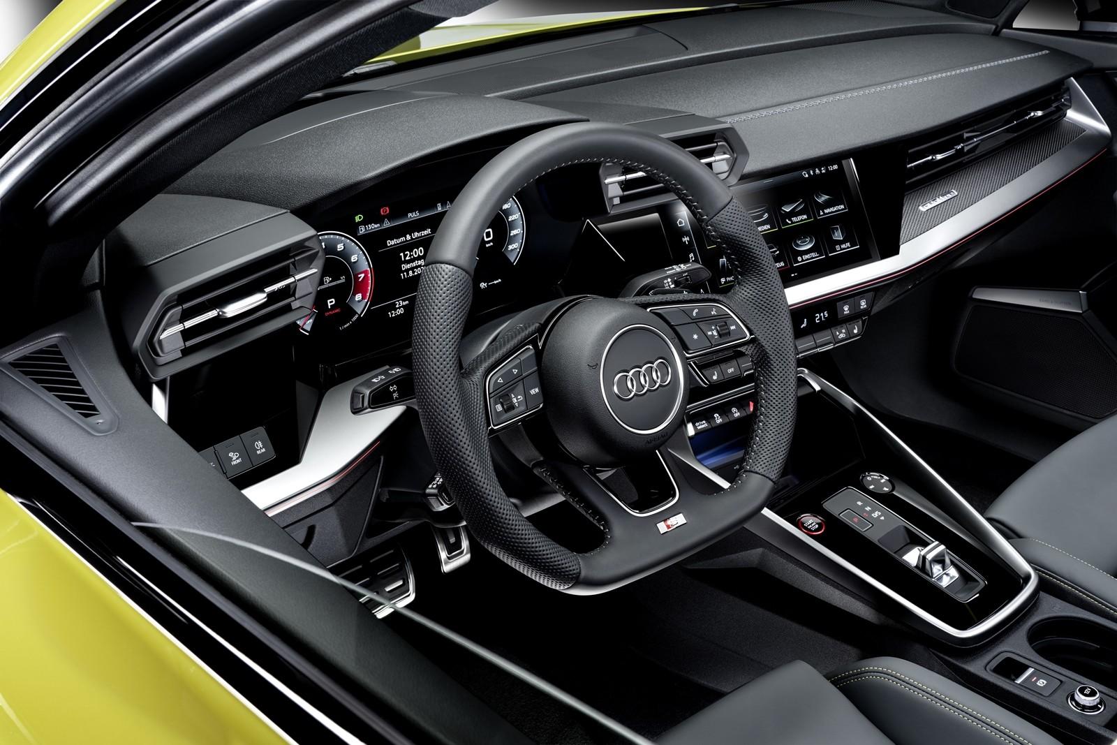 Foto de Audi S3 2020 (51/54)