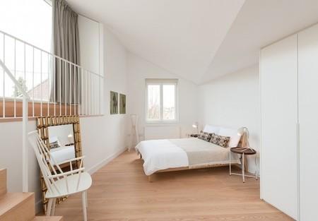 Jugando con las alturas en esta vivienda con una curiosa distribución en Londres