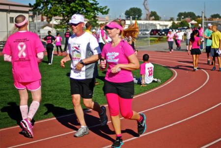Hacer ejercicio tiene más beneficios en la reducción del riesgo de cáncer de mama