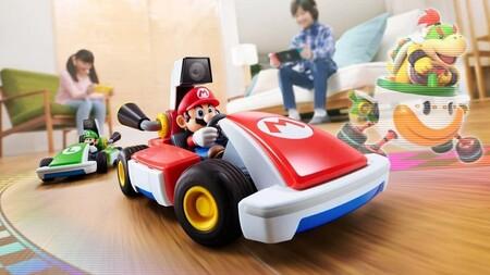 'Mario Kart Live: Home Circuit' inicia su preventa en Amazon México: precio y lanzamiento del juego de RA de Nintendo para Switch