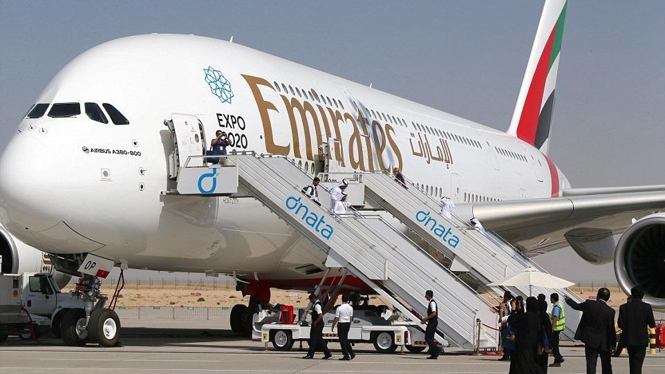 Foto de Emirates Airbus (3/7)