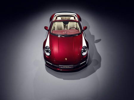 Porsche 911 Targa 4s Heritage Design Edition 3