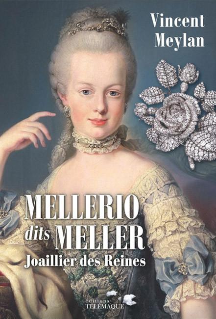 """El libro """"Le Joaillier des Reines"""" dedicado a la firma Mellerio dits Meller"""