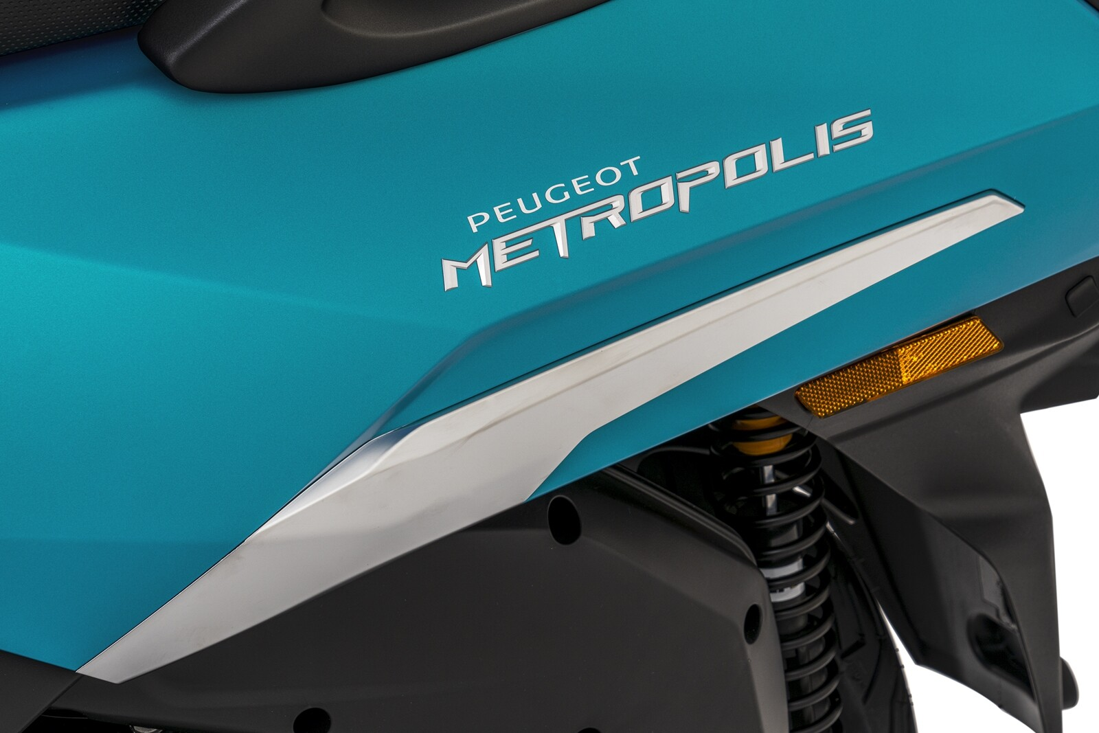 Foto de Peugeot Metropolis 2020, prueba (8/26)