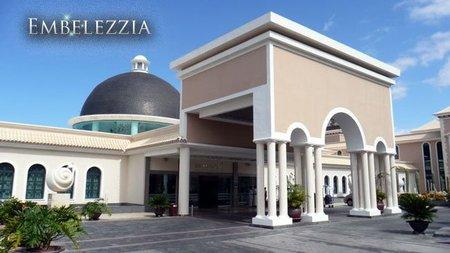 Hotel Gran Meliá Palacio de Isora (y II): imágenes de los exteriores