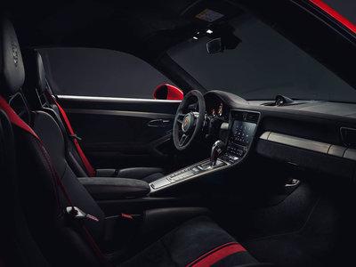 El nuevo Porsche 911 GT3 soportará el sistema Apple CarPlay