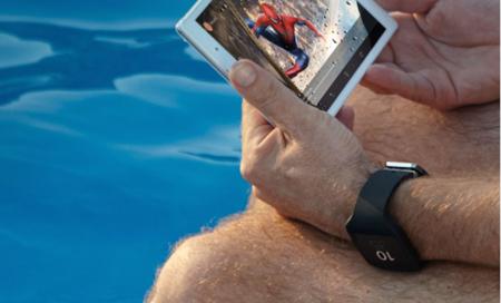 Sony no espera y muestra sus  Xperia Z3 Tablet Compact y SmartWatch 3 antes de tiempo