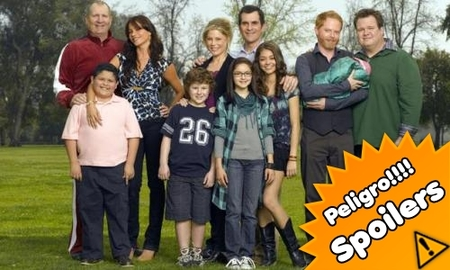 'Modern Family' entretenida comedia familiar