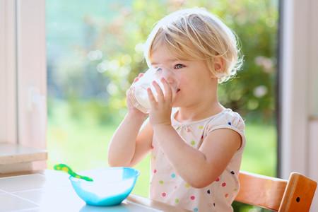 ¿Son necesarias las leches de crecimiento para los niños?