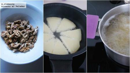 Pasta Provolone Coll