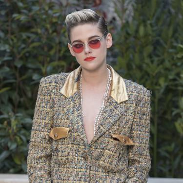 Kristen Stewart ha sido la estrella del 'front row' de Chanel