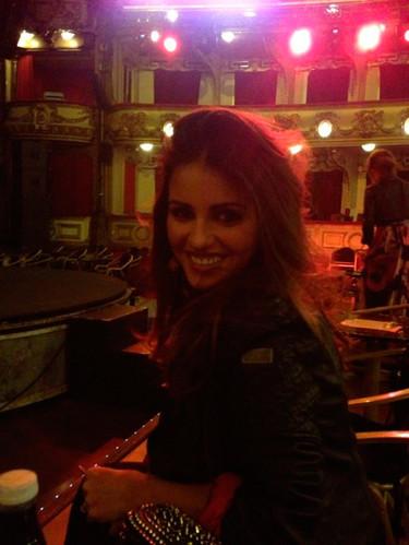 Mónica Cruz nos hace la competencia y se mete a blogger
